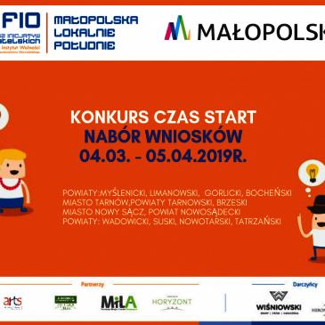 Wpisz się w Małopolskę!