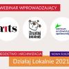 DZIAŁAJ LOKALNIE 2021 z nową ścieżką – archiwizacja i dziedzictwo-Webinar
